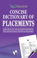 CONCISE DICTIONARY OF PLACEMENTS - Read on ipad, iphone, smart phone and tablets