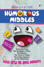 HUMOUROUS MIDDLES  - Read on ipad, iphone, smart phone and tablets