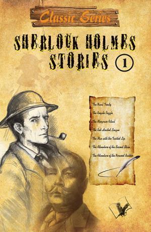 SHERLOCK HOLMES STORIES 1 -