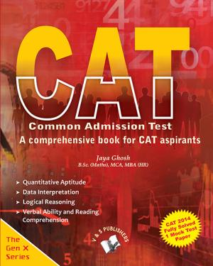 CAT 2015 – A COMPREHENSIVE BOOK FOR CAT ASPIRANTS