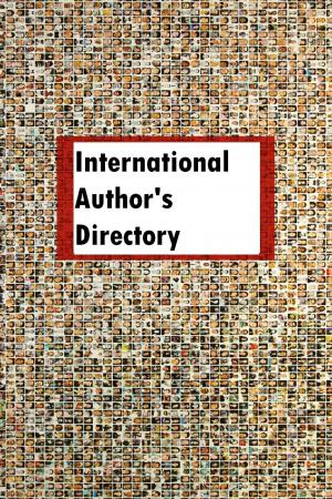 International Authors Directory - कवितासागर आंतरराष्ट्रीय साहित्यिक सूची  - बारावी सुधारित आवृत्ती