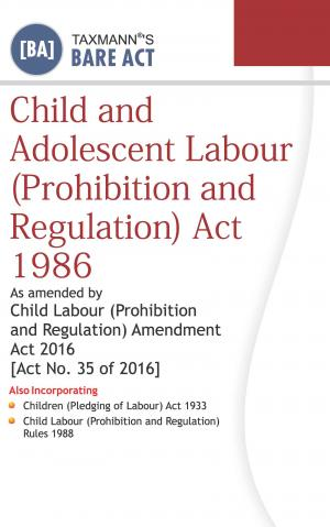 Child and Adolescent Labour (Prohibition and Regulation) Act 1986