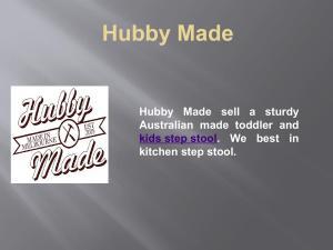 Kitchen Helper - Hubby Made