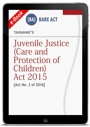 Juvenile Justice (Care and Protection of Children) Act 2015