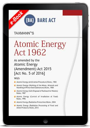 Atomic Energy Act 1962