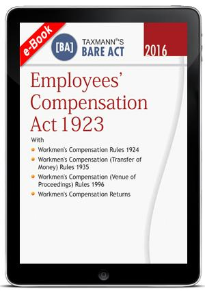 Employees Compensation Act 1923
