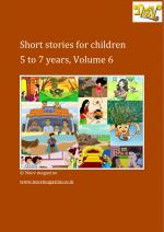 Short stories for children - 5 to 7 years - Read on ipad, iphone, smart phone and tablets