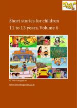Short stories for children - 11 to 13 years - Read on ipad, iphone, smart phone and tablets