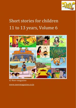 Short stories for children - 11 to 13 years