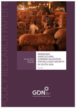 Managing agricultural commercialization for inclusive growth in South Asia - Read on ipad, iphone, smart phone and tablets.