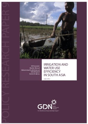Irrigation and Water Use Efficiency in South Asia