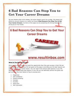 Recruitment Result