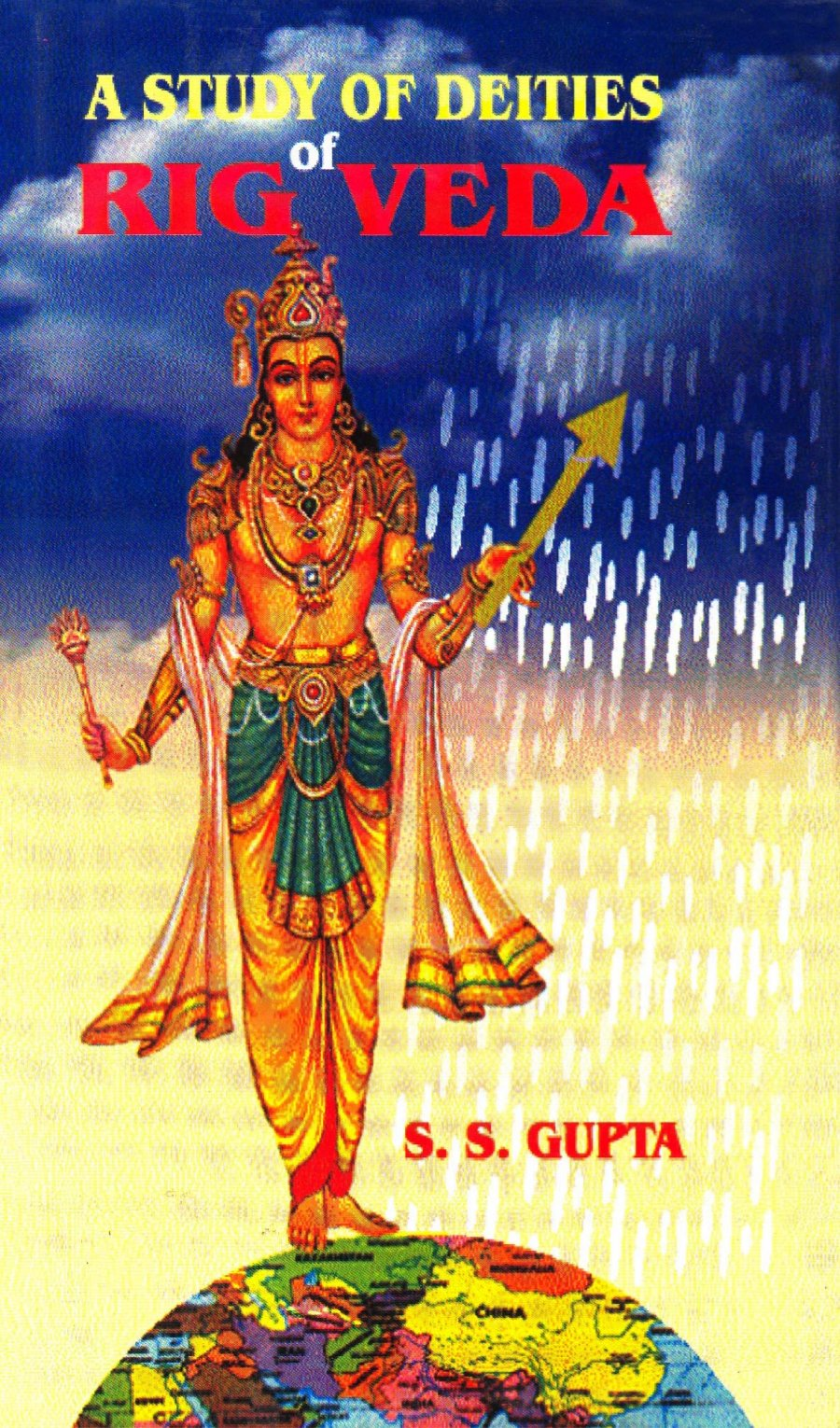 A Study of Deities of Rig Veda - Read on ipad, iphone, smart phone and tablets.