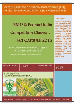 FCI Capsule 2017
