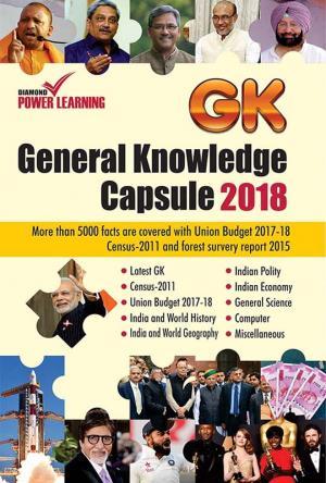 General Knowledge Capsule 2018