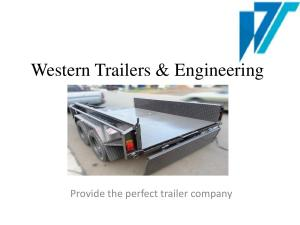 Western Trailers & Engineering