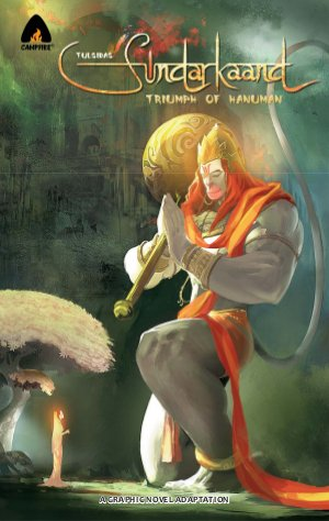 Sundarkaand: Triumph of Hanuman - Read on ipad, iphone, smart phone and tablets.
