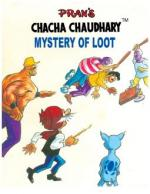 Chacha-Chaudhary-Mystery-of-Loot-English - Read on ipad, iphone, smart phone and tablets