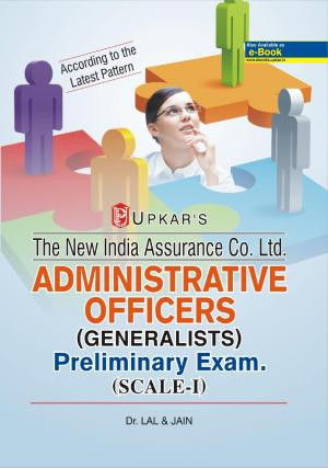 The New India Assurance Co. Ltd. ADMINISTRATIVE OFFICERS (GENERALISTS) Preliminary Exam. (SCALE-I)