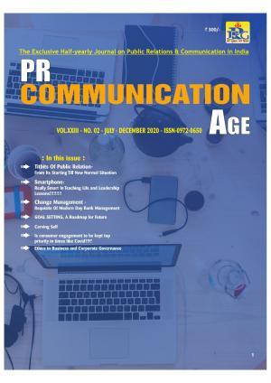 PR Communication Age