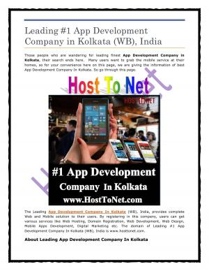 App Development Company in Kolkata