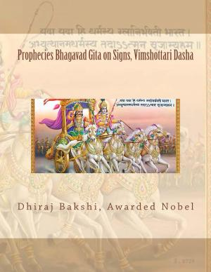 Prophecies Bhagavad Gita on Signs, Vimshottari Dasha
