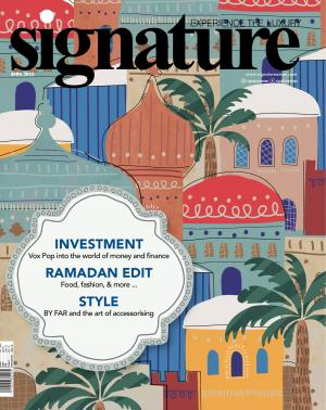 Signature Oman 16 - Read on ipad, iphone, smart phone and tablets.