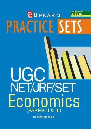 Practice Sets UGC NET/JRF/SET Economics (Paper-II & III)