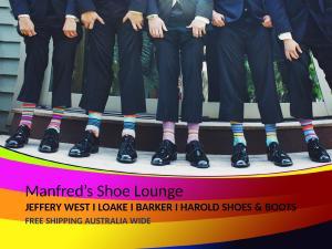 Manfred's Shoe Lounge & Shoe Repair