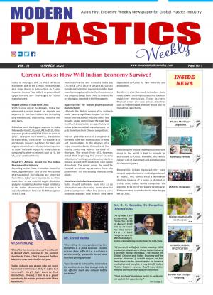 Modern Plastics Weekly