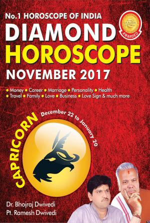 Diamond Monthly Horoscope - Capricorn - November 2017