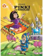 Pinki-and-Wonderland-English - Read on ipad, iphone, smart phone and tablets.