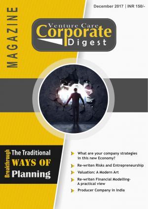 Corporate Digest Magazine- December/2017