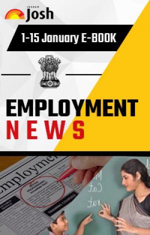 Employment News (1-15 January 2018) e-Book
