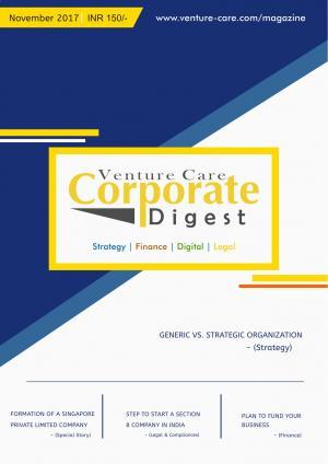 Corporate Digest Magazine- November/2017