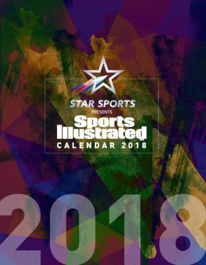 SI Annual Calendar 2018