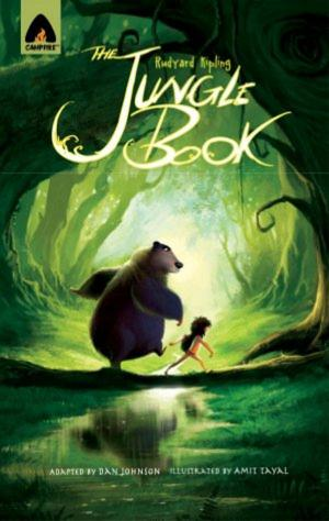 The Jungle Book - Read on ipad, iphone, smart phone and tablets.