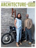 Architecture + Design - Read on ipad, iphone, smart phone and tablets