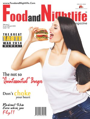 Food and Nightlife Magazine - Read on ipad, iphone, smart phone and tablets.