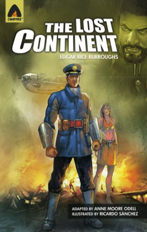 The Lost Continent - Read on ipad, iphone, smart phone and tablets.