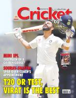 Cricket Today Collector's Edition - Read on ipad, iphone, smart phone and tablets