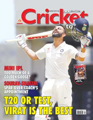 Cricket Today Collector's Edition - Read on ipad, iphone, smart phone and tablets.