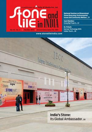 Stone & Tiles in India - Read on ipad, iphone, smart phone and tablets.