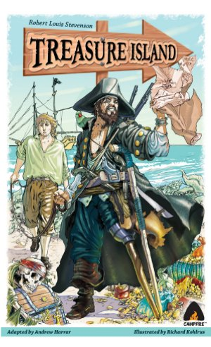 Treasure Island - Read on ipad, iphone, smart phone and tablets.