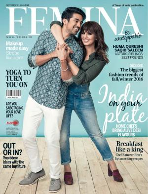 Femina - Read on ipad, iphone, smart phone and tablets