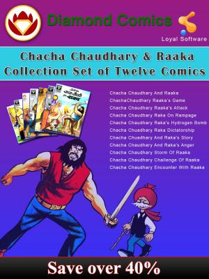 Chacha Chaudhary and Raaka-English - Read on ipad, iphone, smart phone and tablets.