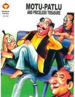 Motu Patlu And Priceless Treasure - Read on ipad, iphone, smart phone and tablets.
