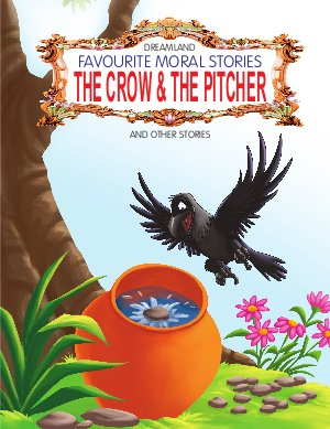 The Crow and the Pitcher and other stories - Read on ipad, iphone, smart phone and tablets.