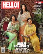 HELLO! India - Read on ipad, iphone, smart phone and tablets.