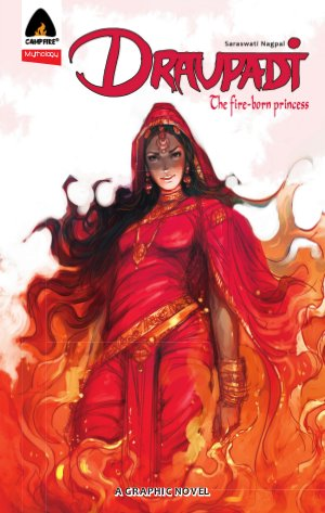 Draupadi: The Fire-Born Princess - Read on ipad, iphone, smart phone and tablets.